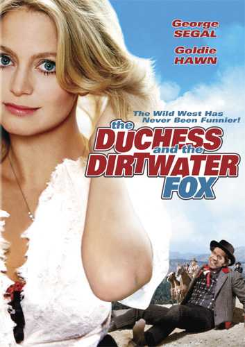 DUCHESS AND THE DIRTWATER FOX BY SEGAL,GEORGE (DVD)