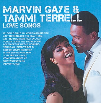 ICON LOVE SONGS BY GAYE,MARVIN (CD)